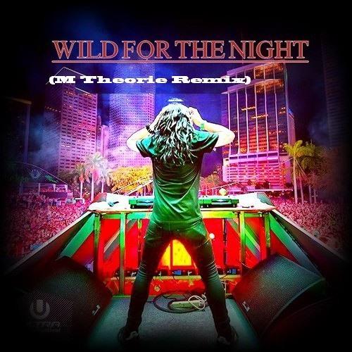 Skrillex - Wild For The Night - (M Theorie BootLeg)