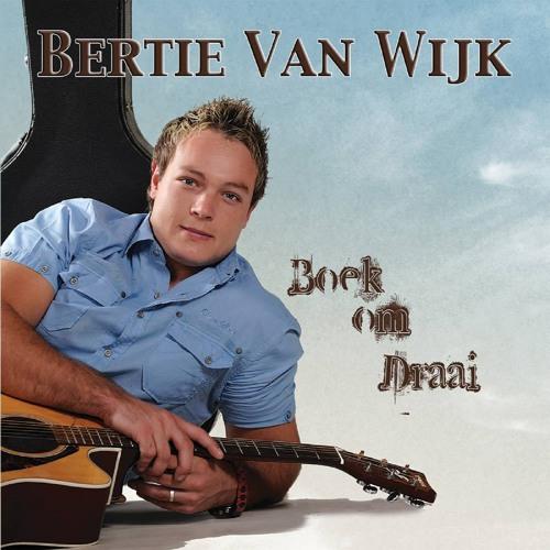 Bertie van Wijk - Boek om draai