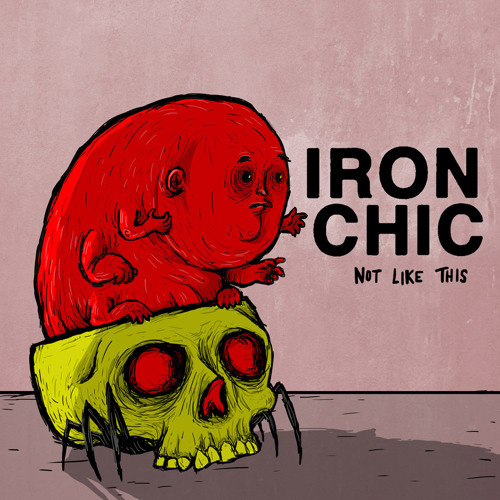 Cutesy Monster Man (Iron Chic)