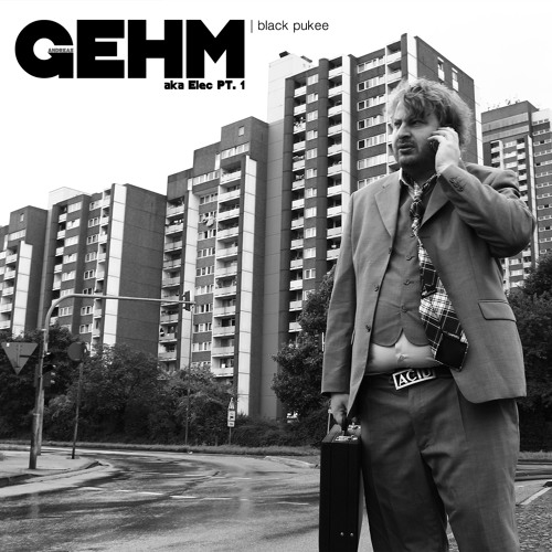 Andreas Gehm aka Elec PT.1 - black pukee