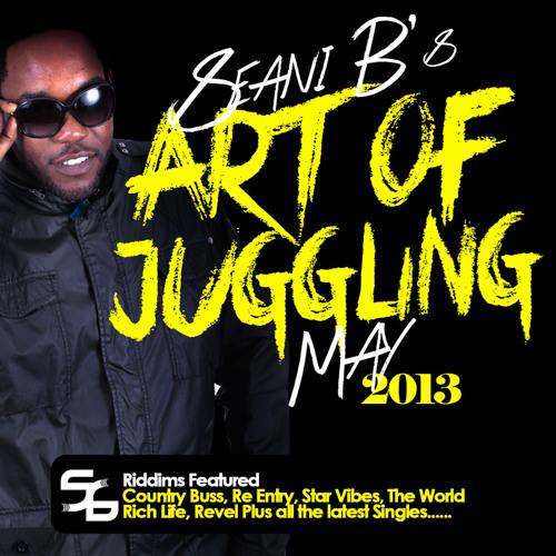 Seani B's Art Of Juggling May 2013