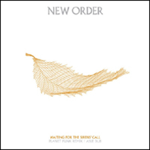 New Order - Waiting for the Sirens' Call (Asle Vocal Dub)