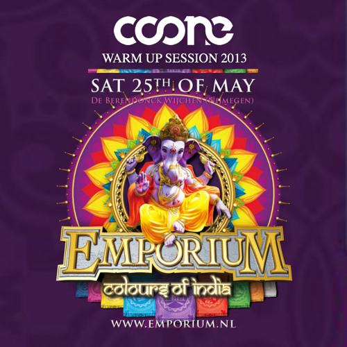 Coone - Warm Up Session Emporium 2013