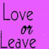 Love it or Leave it Asaf Avidan (nowiam edit)