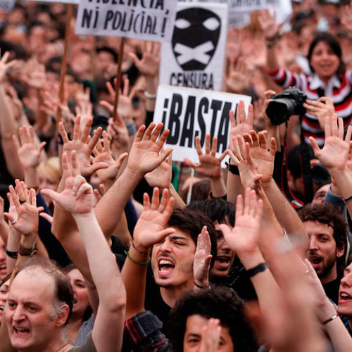People's History: Spain's 15-M Movement