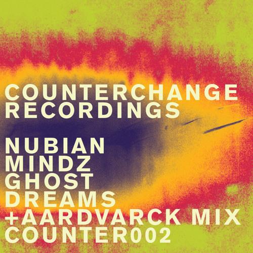 COUNTER002 - Nubian Mindz - 'Ghost Dreams' inc. Aardvarck Remix