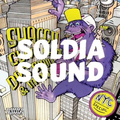 Soldia Sound for No Ice Cream Sound 4th Issue - New York Edition
