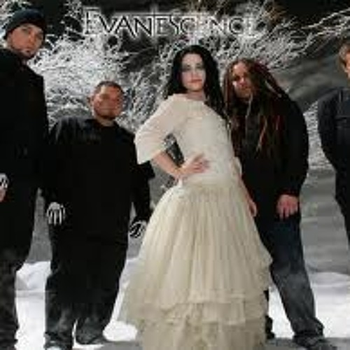Evanescence..... The Last Song I'm Wasting On You