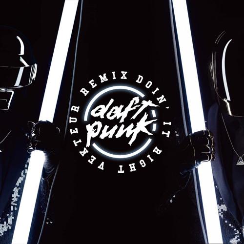 Daft Punk - Doin' It Right (Vekteur Remix)