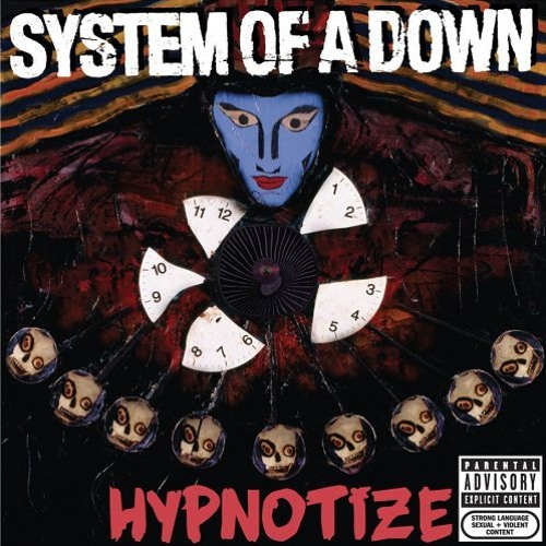 System Of A Down - Holy Mountains