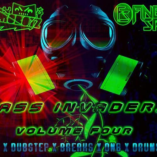 Bad Robotz! - Bass Invaderz Vol 4. Trap x Dubstep x Drumstep X DNB X Breaks