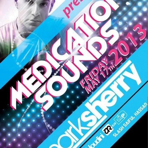 Mark Sherry LIVE @ Medication Sounds (Kuala Lumpur, Malaysia) [17th May 2013]