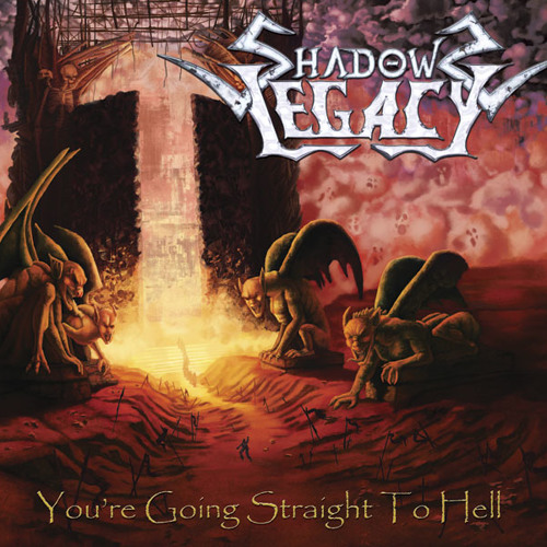 Shadows Legacy - Rage And Hate