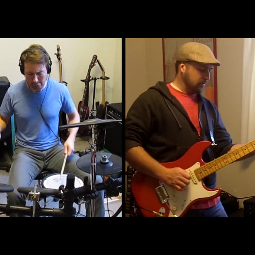 """FLOYED"" - with Joey Simpson on drums"