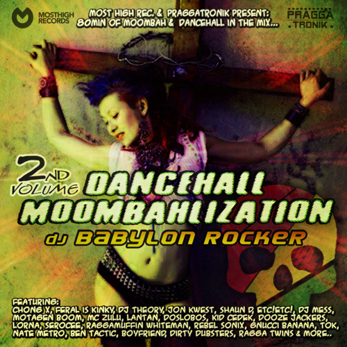 Dj Babylon Rocker - Dancehall Moobahlization Mix vol.2