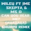 Wiley ft. JME, Skepta & Ms D - Can You Hear Me? (Ayayaya) (Smurph Remix)