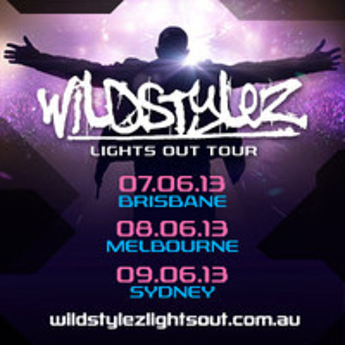 Wildstylez Lights Out Tour | Kamikaze | Promo Mix