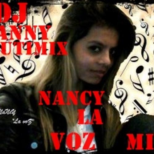 Nancy la voz mix ft dj danny frutimix chile  2013