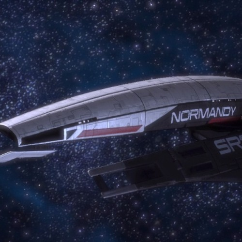 Mass Effect - The Normandy
