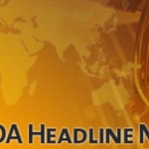 VOA Headline News 0200 - Mei 21, 2013
