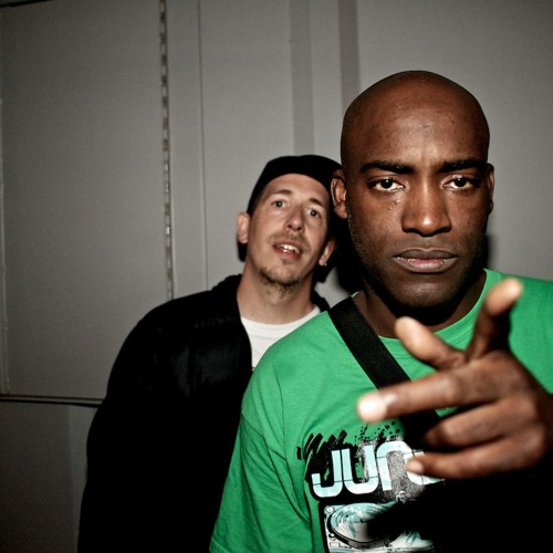 Skitz & Rodney P - 'Left (Serial Killaz Jungle Mix)'