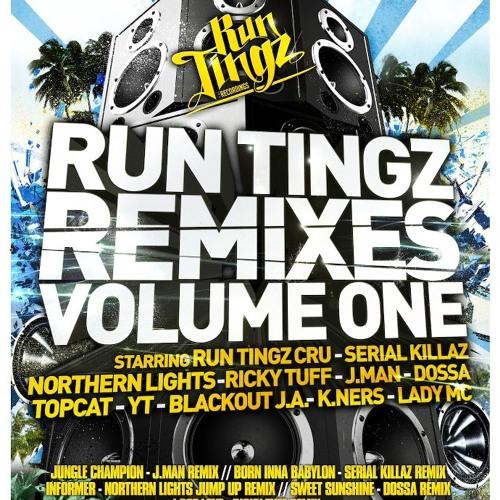 Run Tingz Cru ft. YT - 'Born Inna Babylon (Serial Killaz Remix)'