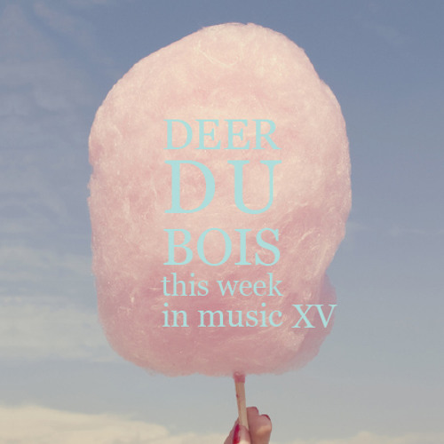 This Week in Music XV - valentina / holy other / jacques greene / crushes / bibio / ...