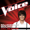 MacKenzie Bourg - Call Me Maybe ( The Voice America Season 3) Studio Version