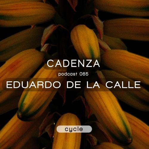 Cadenza Podcast   065 - Eduardo De La Calle (Cycle)