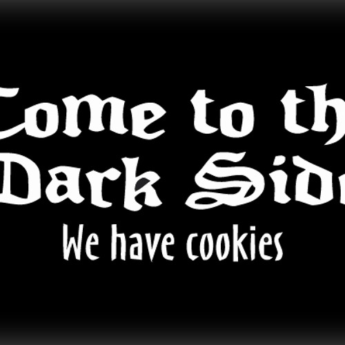 we went dark