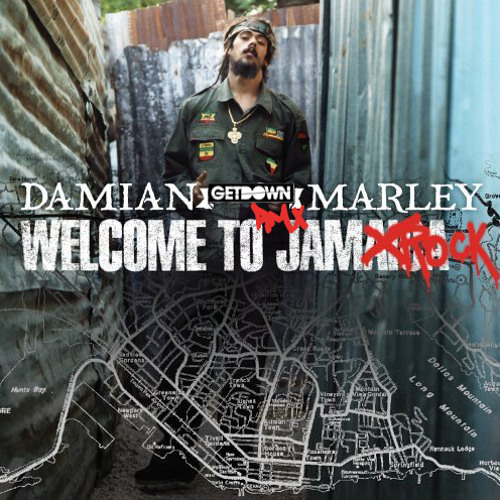DAMIAN MARLEY - WELCOME TO JAMROCK DRUM N BASS GETDOWN RMX