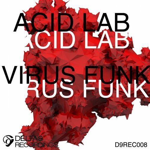 Acid Lab - Quantum Mechanic [D9REC008] OUT NOW