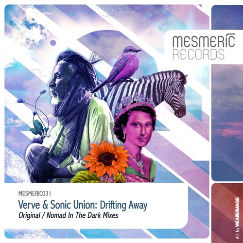 Sonic Union & Verve - Drifting Away (Nomad in the Dark's Ambient Path) Mesmeric Records