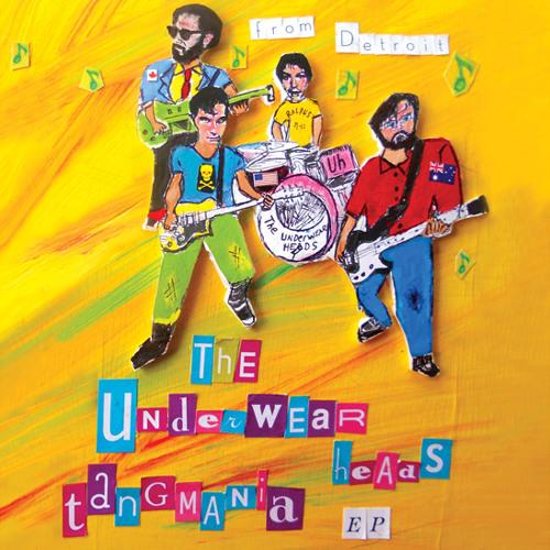 "The Underwear Heads - ""Tangin'"" Clip"