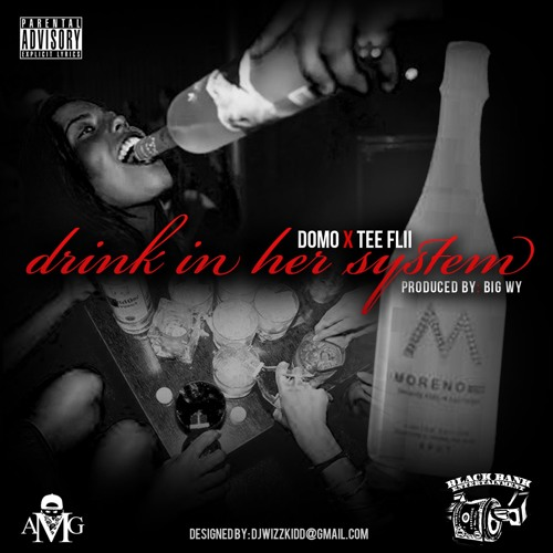 Drink In Her System (Dirty)-Domo ft Tee Flii (produced by Big WY)