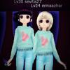 Kris Dayanti ft. Melly Goeslow - Cinta (erin ft. nita cover)