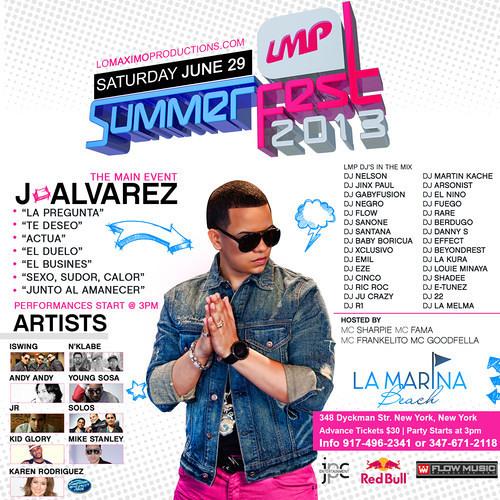 J Alvarez - La Cita - LMP