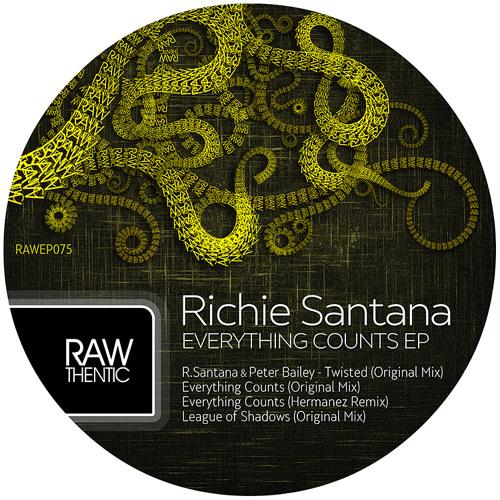 Richie Santana - League Of Shadows (Original Mix)
