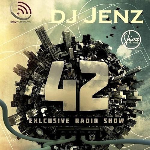 DJ JENZ Guest Mix @ 42 Exclusive Radio Show On Skywalker-fm.com* 05/2013