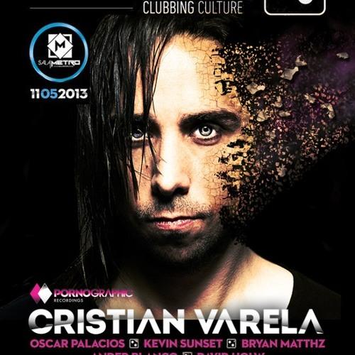Cristian Varela - Metro Club Amposta (11-5-2013)