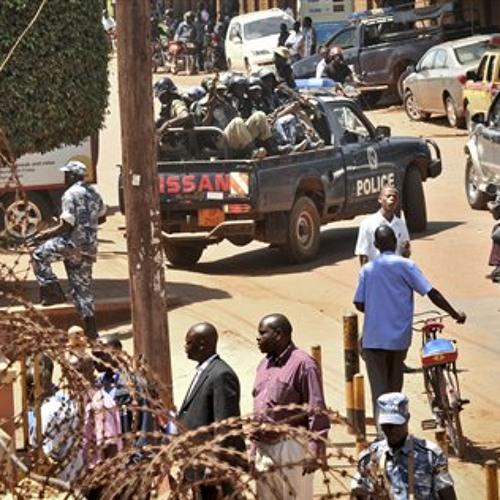 Police raid major daily newspaper in Kampala, Uganda