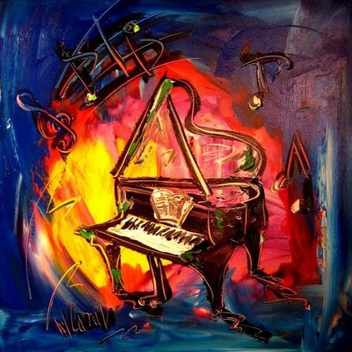 Jazz/Funk Piano Chords (Take 2)