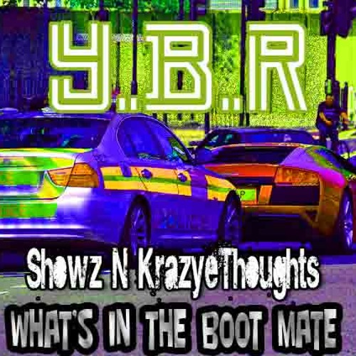 Whats In The Boot Mate - Showz N Krazye Thoughts