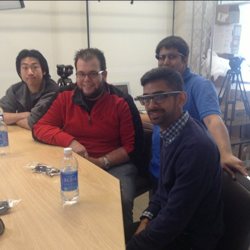 Developing Glass Apps With @thirstlabs Dev Team. Frustratingly too Simple! at Rackspace SF
