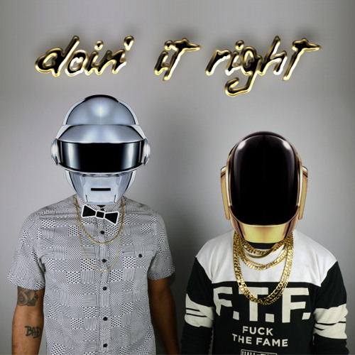 Daft Punk - Doin' It Right (Lemi Vice x Action Jackson Remix)