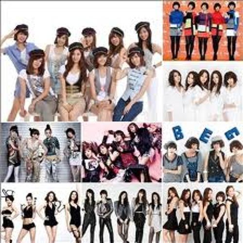 K-Pop Girl Power (Girl group special mashup)