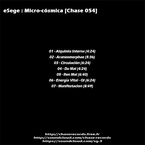 [Chase054] Micro-cósmica By eSege