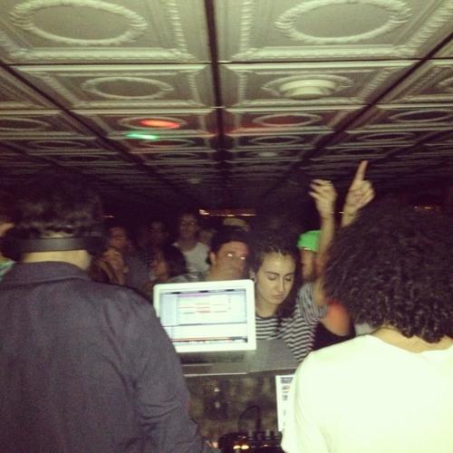 Goldcap - Live @ The Grand Romance Riverboat [Liquid Nights] w/ Henry Saiz (5-17-2013)