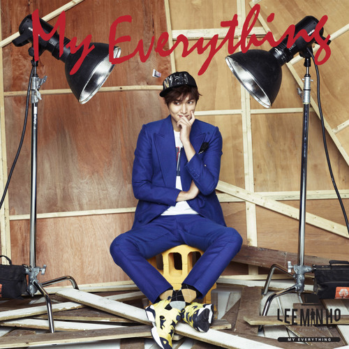 이민호 (Lee Min Ho) - My Everything (2013 Re-recording)