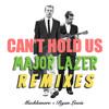MACKLEMORE & RYAN LEWIS vs MAJOR LAZER - cant hold us remix (ft swappi and 1st klase)